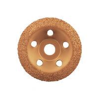 Твердосплавный чашечный круг EMAR Ф125х22 мм грубой зернистости JYIL201277