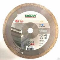 Круг алмазный 250x1,5x10x25,4 по керамике DISTAR Hard ceramics Advanced 111 203 49 019