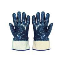 перчатки бензостойкие синии