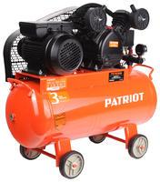 Компрессор PATRIOT PTR 50-260A, Ременной, 220В, 2 кВт