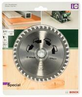 Циркулярный диск (140x20/12.7 мм; 40 зубьев) SPECIAL Bosch 2609256885