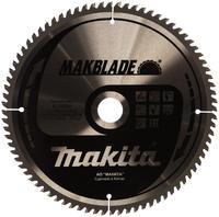 Диск (260x30x2.3 мм; 80T) по дереву Makita B-29256