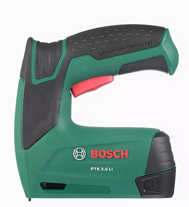 Аккумуляторный степлер Bosch PTK 3.6 Li 0.603.968.120