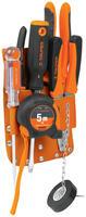 Truper  Сумка для инструмента для крепления на ремне 21х25 см POR-HE7E 11515