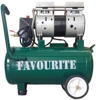 Компрессор поршневой безмасляный, 1,6квт, 24л, 160л/мин FAVOURITE AC 2416NV
