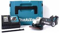 УШМ аккумуляторная Makita DGA504RF, 18 В, 125 мм