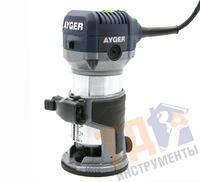 Фрезер кромочно-петельный AYGER AB710