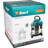 Профессиональный пылесос Bort BSS-1015 1250 Вт