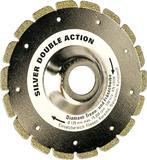FUBAG Алмазный диск Silver Double Action (отрезной + шлифовальный) диам. 125/22.2