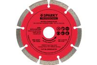 Диск алмазный по бетону (125х22.2 мм) Sparky 20009541000
