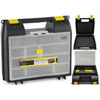 Stanley ящик для электро- или пневмоинструмента с органайзерами пластмассовый (21001) 35,9 х 32,4 х 13,7см (1-92-734)