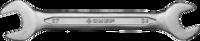 "Ключ ЗУБР ""МАСТЕР"" гаечный рожковый, Cr-V сталь, хромированный, 24х27мм"