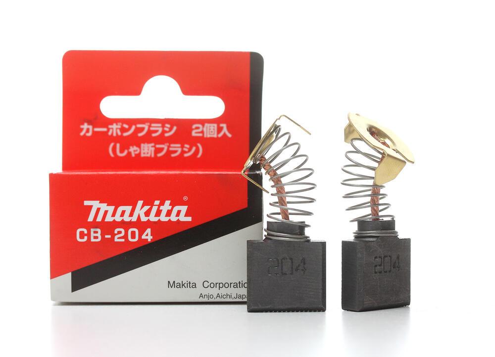 Щетка графитовая Makita CB-204