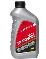 Масло минерал. PATRIOT POWER ACTIVE 2T 0,946л