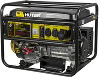 Бензиновый генератор Huter DY9500LX (7500 Вт)