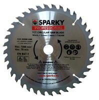 Диск пильный (185х20 мм; T36) по дереву Sparky 20009520600
