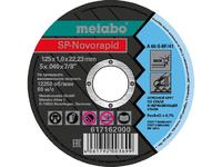 Metabo Круг отр нерж Novorapid SP125x1,0x22,23 мм