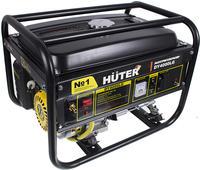 Газо-бензиновый генератор Huter DY4000LG