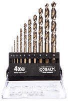Набор сверл по металлу EX HSS-CO, 10 шт. DEWALT DT5935