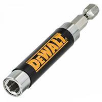 Адаптер для бит, магнитный с направл. 80 мм DT7701-QZ