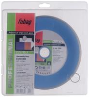 FUBAG Алмазный диск Keramik Pro_ диам. 230/30/25.4