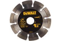 Диск алмазный для УШМ универсальный (125х22,2 мм) DeWALT DT 3741