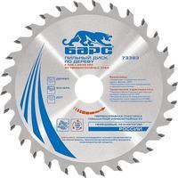 Пильный диск по дереву 200 x 32/30мм, 60 твердосплавных зубъев // БАРС