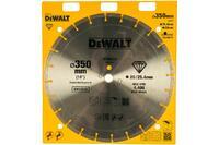 Алмазный круг сегм.универс.350Х25.4/20мм DeWalt DT40213-QZ
