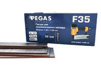 Гвозди F35 5000 шт. Pegas 1207