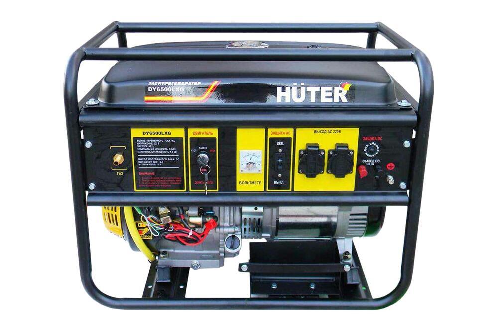 Электрогенератор Huter DY6500LXG