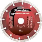 Диск алмазный по бетону 150 х 22,2 мм, сухая резка // MATRIX Professional