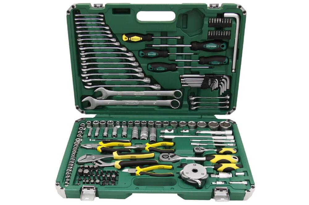 Набор автомобильных инструментов Арсенал TSM148AABP-WTG, 148 предметов