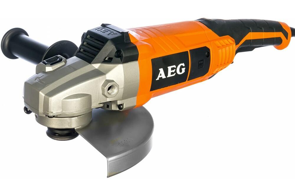 Угловая шлифмашина AEG WS 22-230 E 4935431720