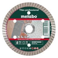 Круг алмазный сплошной по плитке и камню PROFESSIONAL (76x10 мм) Metabo 626874000
