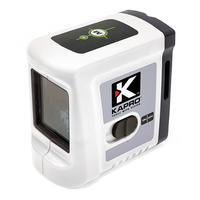 КАПРО Уровень лазерный 862G зеленый