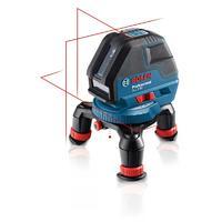 Лазерный уровень самовыравнивающийся BOSCH GLL 3-50 Professional + L-BOXX 136 + BM 1 Professional + LR 2 (0601063803)