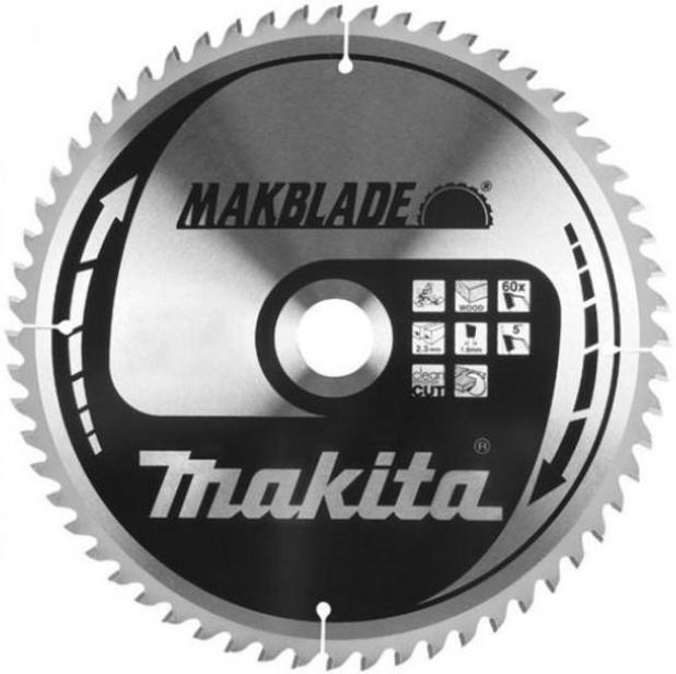 Makita A-85014 Диск пильный Premium,ф260х30\15.88х2.3мм,60зуб,д\дерева