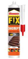 Монтажный клей Момент Fix Эксперт белый 380 г