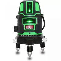 Kross Лазерный уровень 5 лучей зеленый