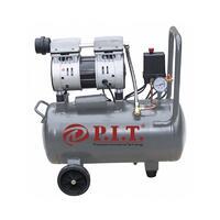 Компрессор безмасляный P.I.T. PAC016004-0,6/24, 24 л, 0.6 кВт