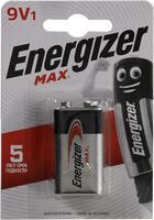 Батарея ( крона) Energizer Alkaline Power 9V-9B-6LR61
