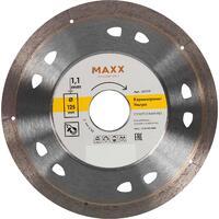 Диск алмазный по керамограниту Maxx Ультра, 125х1.1x22.2 мм