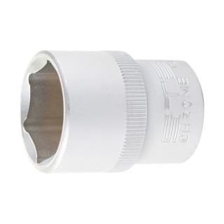 "Головка торцевая, 27 мм, 6-гранная, CrV, под квадрат 1/2"", // STELS"