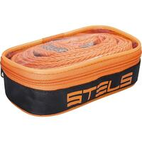 Буксировочный трос STELS 10 тонн 2 крюка, сумка на молнии 54383