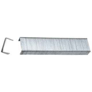 Скобы, 6 мм, для мебельного степлера, закаленные, тип 53, 1000 шт.// MATRIX MASTER