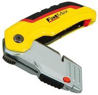 """Stanley нож """"fatmax"""" складной с выдвижным лезвием (0-10-825)"""