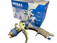 Краскопульт Pegas ST2008 сопло 1.7 мм