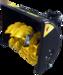Насадка-снегоуборщик HUTER подходит для подметательной машины SGC 4100S