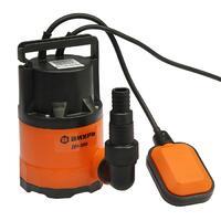 Дренажный насос для чистой воды ВИХРЬ ДН-300