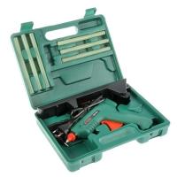 Клеевой пистолет Hammer Flex GN-06  80 (15) Вт, 22г/мин, насадки, клеевые стержни 11,2мм, кейс